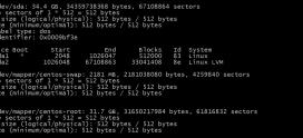 Cum să extinzi un volum LVM într-o mașină virtuală CentOS